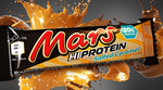 Mars Hi Protein - limited edition Salted caramel - available at Real Nutrition Wholesale