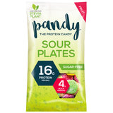 Pandy - protein candy - sour plates - Real Nutrition Wholesale