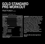 OPTIMUM - Gold Standard Pre Workout (330g)-realnutritionbe