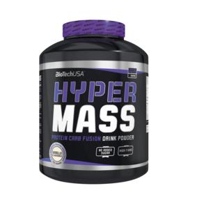 Biotech USA - Hyper Mass 2,27 kg - Real Nutrition Wholesale