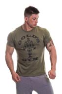 Gold's Gym - Muscle Joe T-shirt (Army)