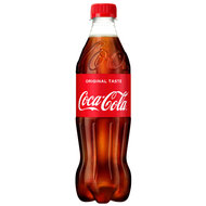 Coca-Cola Original Taste - 500 ml