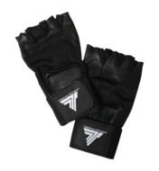 TREC - Classic Gloves (Stripe Black) - realnutritionbe