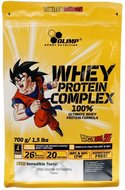 Whey-Complex-100-700g-White chocolate-DRAGON-BALL-Z-Real Nutrition wholesale