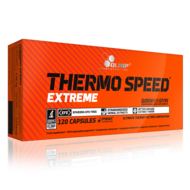 Olimp Nutrition - Thermo Speed Extreme Mega Caps (120 caps) - Real Nutrition Wholesale