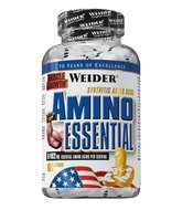 Weider - Amino Essentials (102 caps)-Real Nutrition Wholesale