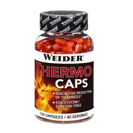 Weider - Thermo Caps (120 caps)-Real Nutrition Wholesale