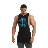 Gold's Gym - Logo Vest - Black - Realnutrition Wholesale
