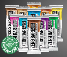 Biotech USA Zero Bar - Real Nutrition Wholesale
