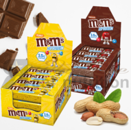 M&M Protein Bar - chocolate - Real Nutrition Wholesale