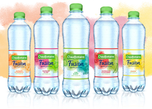 Real Nutrition Wholesale - Chaudfontaine fusion sparkling banner