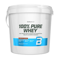 Biotech USA - 100% Pure Whey 2,27 kg - Real Nutrition Wholesale