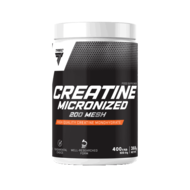 Trec Nutrition - creatine miconized mesh 400 caps - Real Nutrition Wholesale