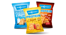 Real Nutrition - Max Sport Protein Chips