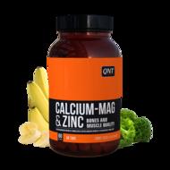 QNT - Calcium - Magnesium  - Zinc (60 tabs)