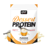 QNT - Dessert Protein Pudding - White Chocolate - Real Nutrition Wholesale