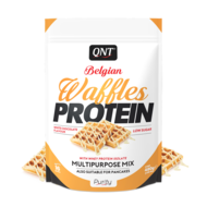 QNT - Belgian Waffles Protein - White Chocolate - Real Nutrition Wholesale