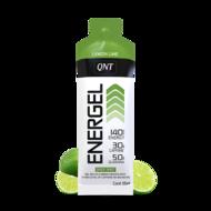 QNT Energel - Lemon/Lime - Real Nutrition Wholesale