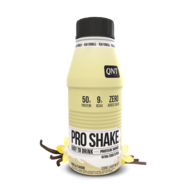 QNT Pro Shake - Real Nutrition Wholesale- Vanilla