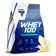 Trec Nutrition - Whey 100 Vanille - 2275 g - Real Nutrition Groothandel