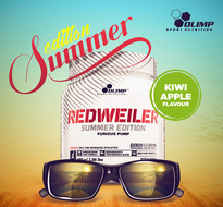 Olimp Nutrition Redweiler - summer edition pic - Real Nutrition Shop