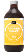 QNT Muscle Protein Shake - Banana