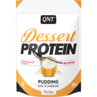 QNT - Dessert Protein Pudding - White Chocolate