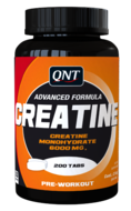 QNT - Creatine Monohydrate (200 tabs)