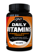 QNT - Daily Vitamins (60 caps)