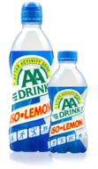 AA DRINK - Iso Lemon