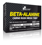 Olimp Nutrition - Beta-Alanine Carno Rush Mega Tabs
