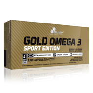 Olimp Nutrition - Gold Omega 3 Sport Edition (120 caps)