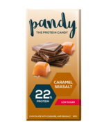 PANDY - Protein Chocolate Tablet - Sea Salt Caramel
