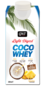 QNT Coco Whey Light Digest - Pineapple/Natural Coconut