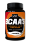 QNT - B.C.A.A's + vit. B6 (100 caps)